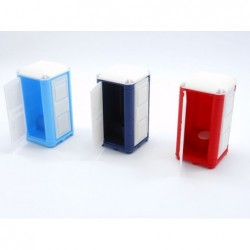 Ligth Blue Portable WC -...