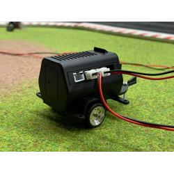 Mobile power generator - TA044