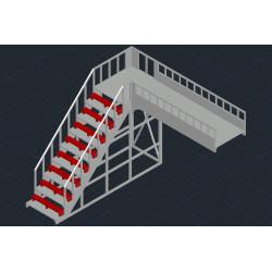 TA168 - Footbridge (C)