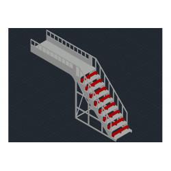 TA166 - Footbridge (A)