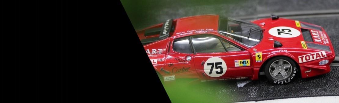 Ferrari 365 GT4BB - Le Mans 1975